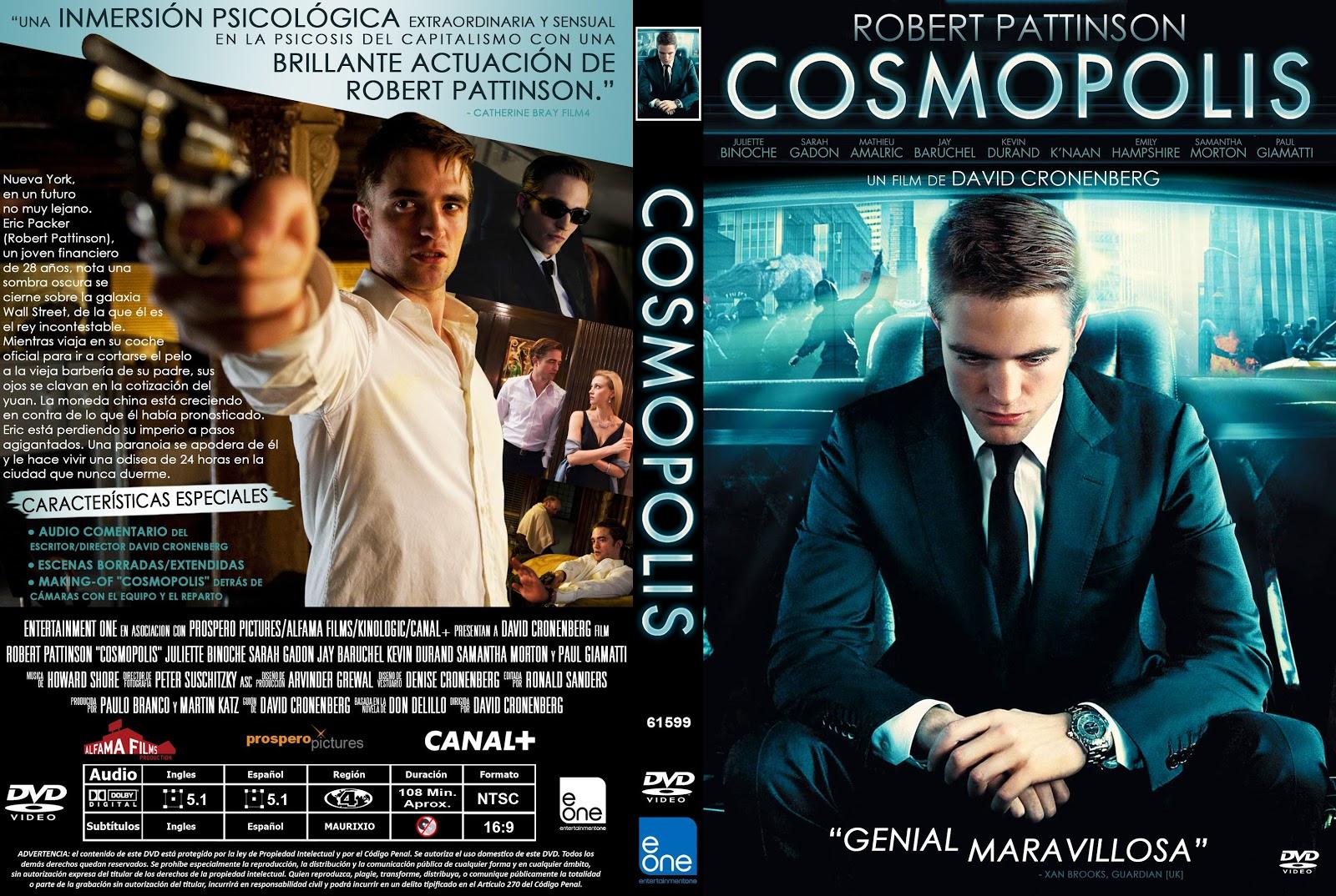 Cosmopolis   Film Society of Lincoln Center